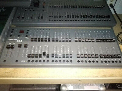 Leprecon 624 Lighting DMX Console Used in Good Condition