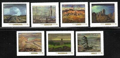 2020 Canada SC# Group of Seven 1920-2020 - from booklet - M-NH