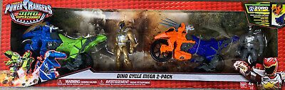 POWER RANGERS DINO CYCLE MEGA 2PACK Saban