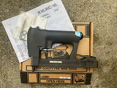Empire R16 WC-16  Made In Italy 7-16 Pneumatic Staple Gun