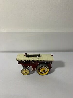 Lesney Matchbox Models Of Yesteryear No 9 The Fowler Big Lion Showman Engine