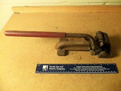 """MIP-1400 Steel Strapping Tensioner 3/4""""-1-1/4"""".025-.044"""