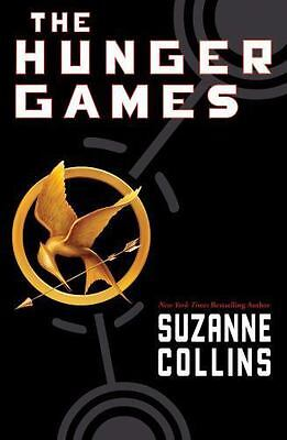 The Hunger Games (Book 1) by Suzanne Collins paperback