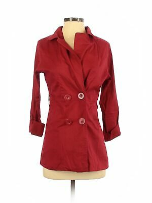 Assorted Brands Women Red Jacket S
