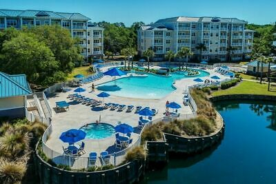 2Bd/2Bt Blue Water By Spinnaker Hilton Head Island Rst Timeshare Deed For Sale