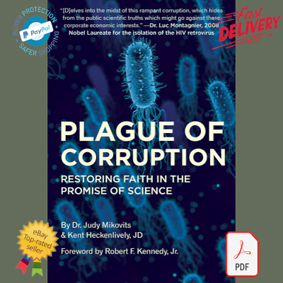 New Plague of corruption By Kent Heckenlively PDF/eBook/Fast Delivery