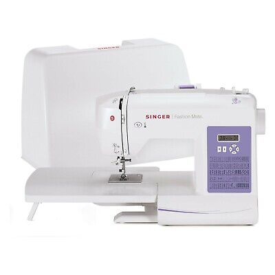 New Singer 5560 Fashion Mate Sewing Machine In Hand Ready To Ship!