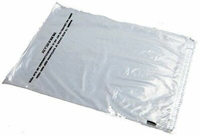 Clear Self Seal Plastic Packing Packaging Poly Bags Lip