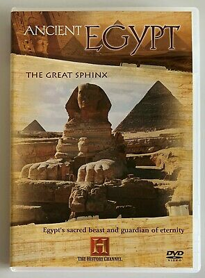 Ancient Egypt - The Great Sphinx (DVD, 2006) , Region 2