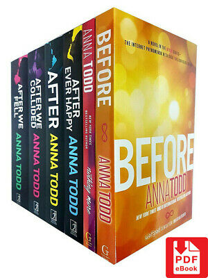 After Series (1-7) by Anna Todd (|P.D.F|) FAST DELIVERY 📩