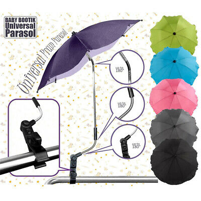 Pushchair Canopy Protect Baby Sun Umbrella Parasol Buggy Shade Canopy Covers