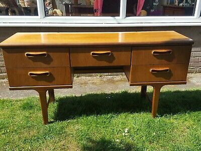 Bargain Mid Century G PLan Danish Style Desk/Dressing Table-Delivery Option...