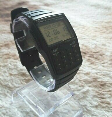 Casio Databank Calculator Watch Dbc-32