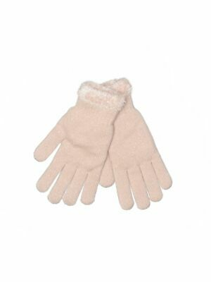Sonoma Goods for Life Women Pink Gloves One Size