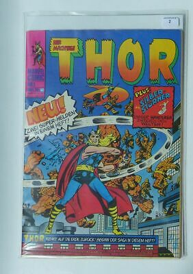 Thor (Williams, Gb.) Nr. 1 (Z2)