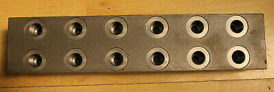 MR3 6 Hydraulic Block - New, Some Marks to Casing