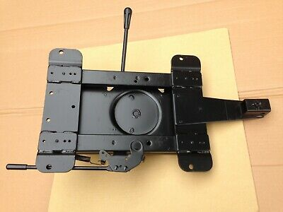 Pride Colt Twin Mobility Scooter Swivel Seat Base Plate & Sliding Rails Parts