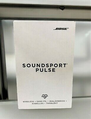 Bose SoundSport Pulse Wireless Headphones, Factory Renewed
