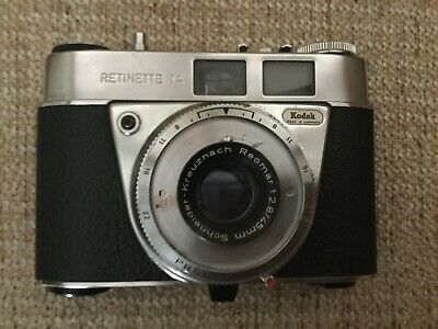 Vintage Kodak Retinette 1A 35mm Camera  - Great Shape 1960s