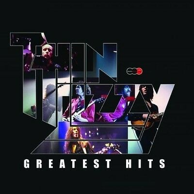 Thin Lizzy Greatest Hits 2009 2-CD/1-DVD Compilation Coffret Neuf/Scellé