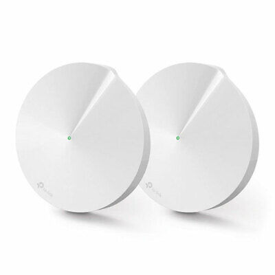 TP-LINK Deco M5 Mesh System Twin Pack, AC1300, Dual Band, MU-MIMO, 802.11ac, GbE