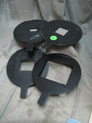 Four Beseler Film Carriers for 4x5 Enlarger