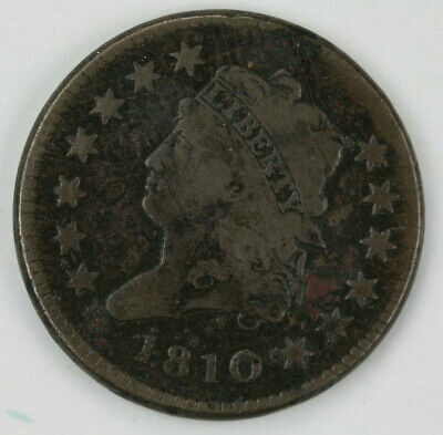 1810 Classic Head Large Cent                                                2331