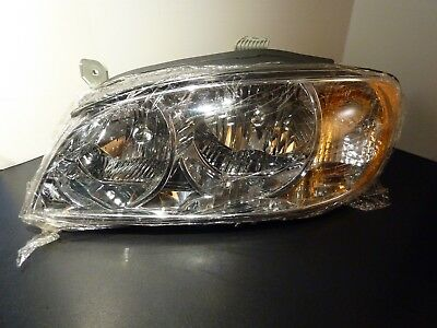 Kia Spectra Headlight Assembly - 02 to 04 Models