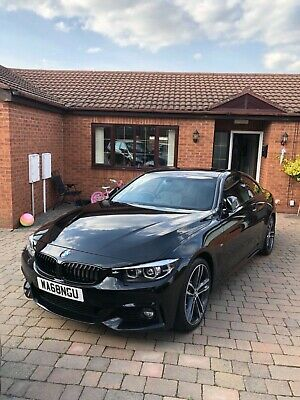 BMW 430d M Sport plus package 3.0L 68 plate facelift LCI  with very low mileage