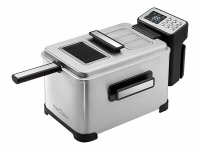 Clatronic ProfiCook PC-FR 1088 Deep fryer 4 litres 2500 W stainless steel 501088