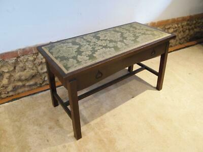 Bench window seat Edwardian Arts and Crafts 99p start no reserve