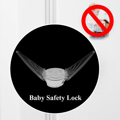 Window Sliding Door Kids Security Children Protector Baby Safety Lock