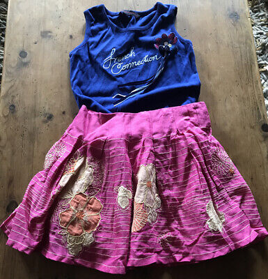 Stunning French Connection Girls Outfit 8yrs