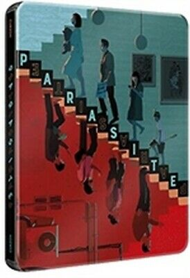 Parasite (2019) - Combo Pack (Blu-Ray Disc + DVD - SteelBook)