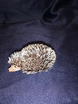 "Collectibles VTG ""INSCHA""DECO HAND MADE Hedgehog 2.75"""