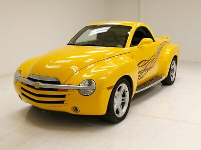 2005 Chevrolet SSR  17,861 Actual Miles/6.0 Liter OHV 390hp V8/Retractable Hard Top