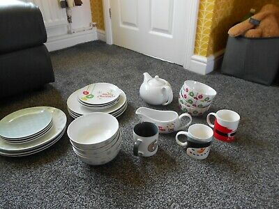 Collection Of Household Items