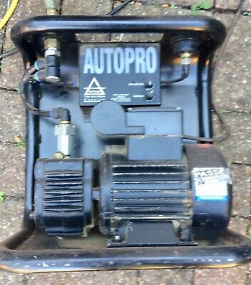 Autopro Vacuum Air Pump With Bags