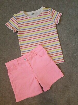 Girls Summer Outfit TU Age 10-11
