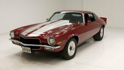 1970 Chevrolet Camaro Coupe exy Maroon Paint/Documented Engine Mods/Comfortable Interior/Interesting Build