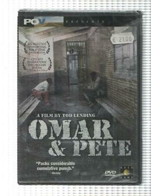 Pelicula DVD: Omar and Pete a film by Tod Lending. Docurama