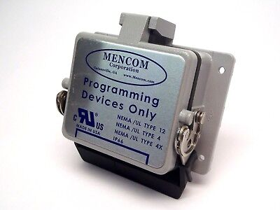 Mencom 23499 Panel Interface Connector Programming Devices Only