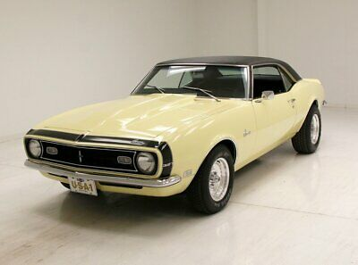 1968 Chevrolet Camaro Coupe Polished Drag Wheels/New Interior/Butternut Paint/350ci V8 Camelback Heads