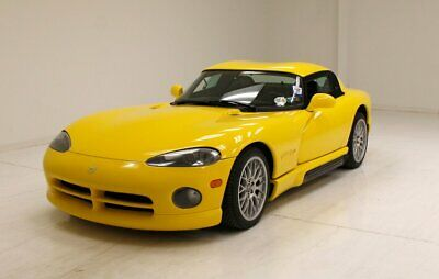 1994 Dodge Viper  V10 8.0 Liter Engine/Integrated Side Pipes/Excellent Condition/1 Owner From New