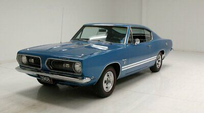 1968 Plymouth Barracuda 340 Formula S Numbers Matching 340 V8/Beautiful Original Interior/1 of 1,800 Produced