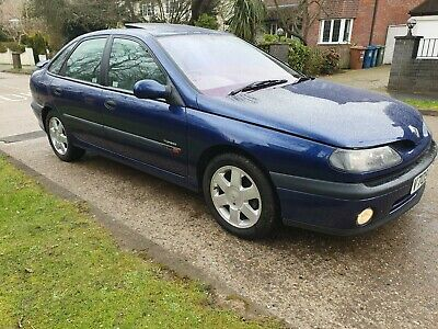A Once In A Life Time Opportunity. A 1 Owner Renault Laguna 3.0 V6 24V Monaco