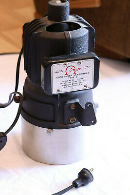 Omega Condenser Lamphouse Type D With Lens