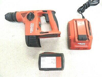 HILTI TE4-A22 CPC 22v Cordless Rotary Drill + 1 Battery & Charger