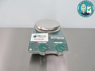 OptiChem RCT Basic S1 Hotplate Stirrer with Warranty SEE VIDEO