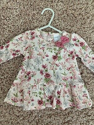 Laura Ashley Baby Top BNWOT 3-6 Months